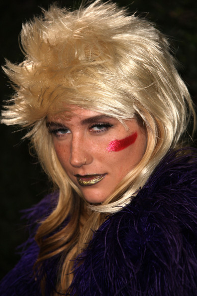 Kesha Recording artist Ke$ha attends the Rolling Stone 2010 American Music Awards VIP after party on November 21, 2010 in Los Angeles, California.