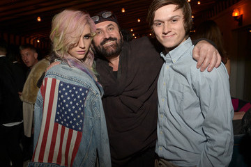 Kesha Banana Republic L'Wren Scott Collection Launch Party