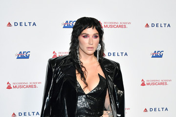 Kesha 2020 Musicares Person Of The Year Honoring Aerosmith - Arrivals