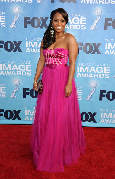Keshia Knight Pulliam - 42nd NAACP Image Awards - Arrivals