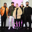 Kesi Dryden Rudimental At KISS FM