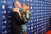 Andy Cohen and Sarah Jessica Parker attend the 30th Annual GLAAD Media Awards in partnership with Ketel One Family-Made Vodka, longstanding ally of the LGBTQ community on May 04, 2019 in New York City.