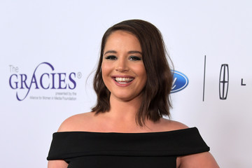 Kether Donohue The 42nd Annual Gracie Awards - Red Carpet