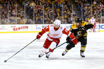 Kevan Miller Detroit Red WIngs v Boston Bruins