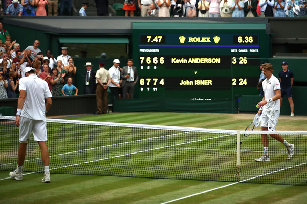 When Tradition Clashes With Reality At Wimbledon