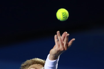 Kevin Anderson Telcel ATP Mexican Open 2018 - Day 4