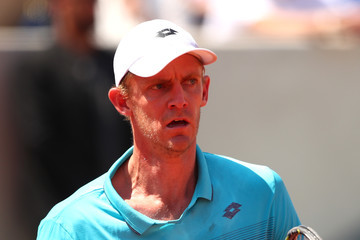 Kevin Anderson 2018 French Open - Day Nine