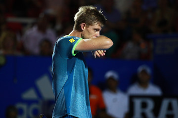 Kevin Anderson Telcel ATP Mexican Open 2018 - Day 6