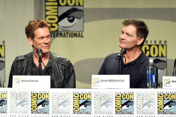 Kevin Bacon 'The Following' Panel at Comic-Con
