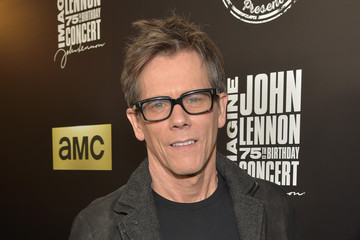 Kevin Bacon Imagine: John Lennon 75th Birthday Concert - Red Carpet