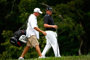 Kevin Baile PGA Championship: Round 1