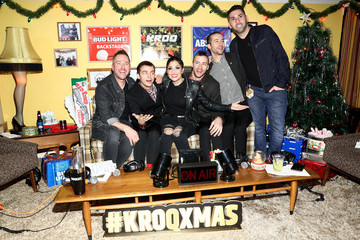 Kevin Bivona KROQ Absolut Almost Acoustic Christmas - Day 1