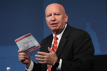 Kevin Brady House Ways and Means Chairman Kevin Brady Discusses Tax Reform at Politico