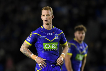Kevin Brown Warrington Wolves vs Leeds Rhinos - Betfred Super League