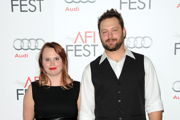 "Kevin Clancy AFI FEST 2012 Presented By Audi - ""Holy Motors"" Special Screening - Arrivals"
