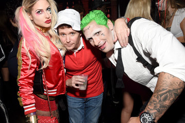 Kevin Connolly Celebs Attend the Casamigos Tequila Halloween Party