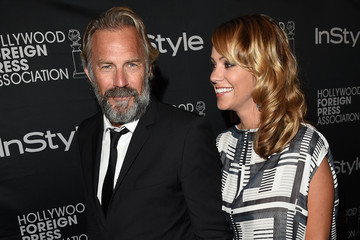 Kevin Costner HFPA & InStyle's 2014 TIFF Celebration - Arrivals - 2014 Toronto International Film Festival