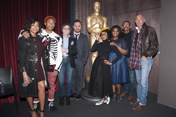 Kevin Costner The Academy of Motion Picture Arts and Sciences Hosts an Official Academy Screening of HIDDEN FIGURES