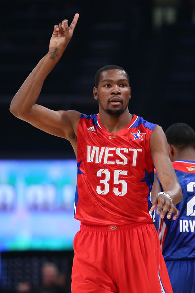 Kevin Durant All Star Game 2013 Kevin Durant Pi...