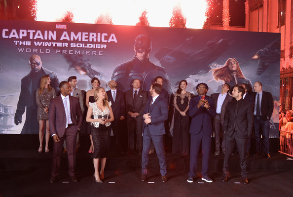 'Captain America: The Winter Soldier' Premiere — Part 3