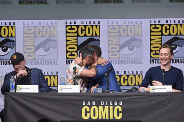 Kevin Feige Comic-Con International 2017 - Marvel Studios Presentation