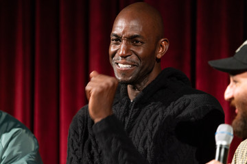 Kevin Garnett The Academy Of Motion Picture Arts And Sciences Screening Of 'UNCUT GEMS'