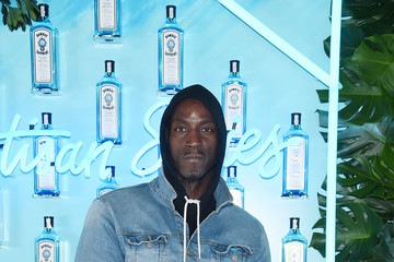 Kevin Garnett 9th Annual Bombay Sapphire Artisan Series Finale Hosted By Tessa Thompson