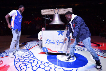 Kevin Hart Miami Heat vs. Philadelphia 76ers - Game Five