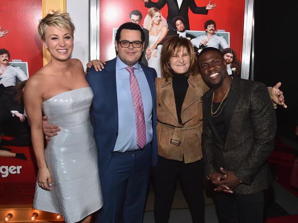 The Wedding Ringer.Kevin Hart And Josh Gad Photos Photos The Wedding Ringer
