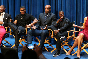 Kevin Hart Nelly 'An Evening with Real Husbands of Hollywood' Event