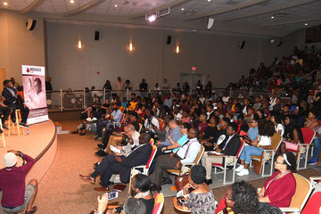 Kevin Hart Will Packer 'Night School' Actor Kevin Hart And Producer Will Packer Engage With Students At Morehouse College For 'REAL Talk' Event