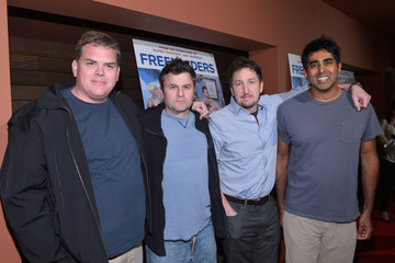 "Kevin Heffernan Premiere Of Salient Media's ""Freeloaders"" - Red Carpet"