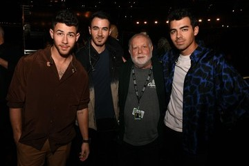 Kevin Jonas 62nd Annual GRAMMY Awards - Rehearsals Day 1