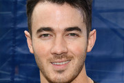 Kevin Jonas And Marshalls Celebrates Father's Day