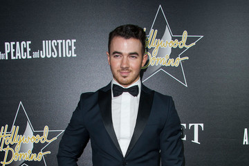 Kevin Jonas Hollywood Domino & Bovet 1822's 7th Annual Pre-Oscar Hollywood Domino Gala & Tournament - Arrivals