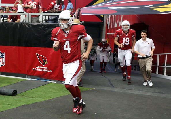 Is Kevin Kolb the leader of the Arizona Cardinals?