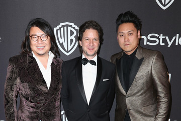 Kevin Kwan InStyle And Warner Bros. Golden Globes After Party 2019 - Arrivals