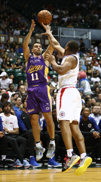 Sydney Kings vs. Los Angeles Clippers