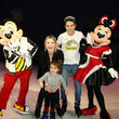 Kevin Manno Disney On Ice Presents Mickey's Search Party Holiday Celebrity Skating Event
