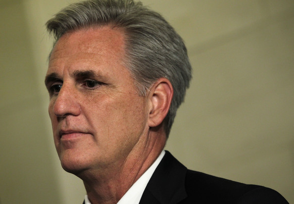 House Republicans Vote for New Majority Leader []
