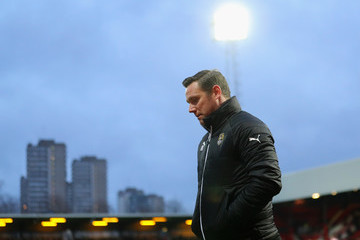 Kevin Nolan Brentford v Notts County - The Emirates FA Cup Third Round