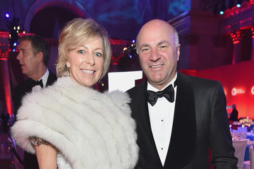 Kevin O'Leary 15th Annual Elton John AIDS Foundation, an Enduring Vision Benefit - Inside