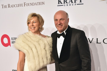 Kevin O'Leary 15th Annual Elton John AIDS Foundation, an Enduring Vision Benefit - Arrivals