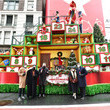 Kevin Olusola The World-Famous Macy's Thanksgiving Day Parade® Kicks Off The Holiday Season For Millions Of Television Viewers Watching Safely At Home