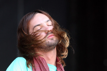 Kevin Parker Big Day Out Festival Held in Auckland