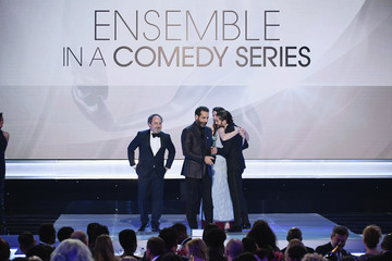 Kevin Pollak Luke Kirby 25th Annual Screen Actors Guild Awards - Inside
