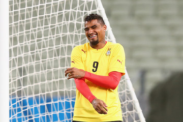 Kevin-Prince Boateng Ghana Training Session