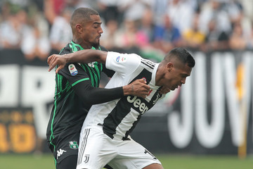 Kevin-Prince Boateng Juventus vs. US Sassuolo - Serie A