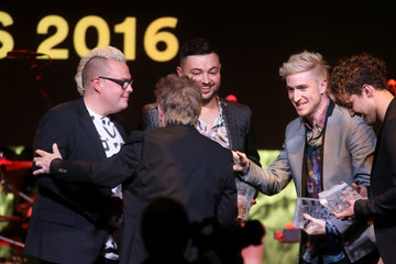 Kevin Ray 2016 ASCAP Pop Awards - Inside