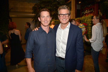 Kevin Reilly TCA Turner Summer Press Tour 2016 Dinner